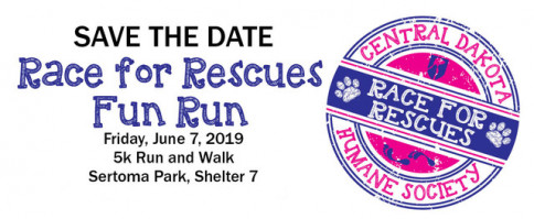 Join us for RACE for RESCUES