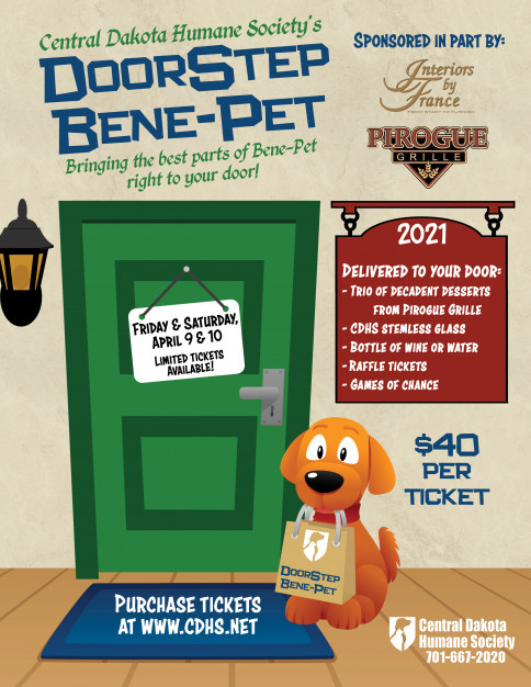 BENE-PET 2021 - DoorStep BENE-PET